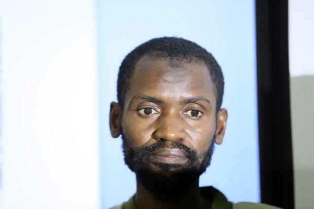 Ahmad Rufai (Foto: Reuters)