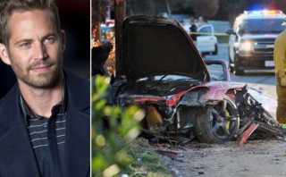 Demandan a Porsche por accidente que mató a Paul Walker