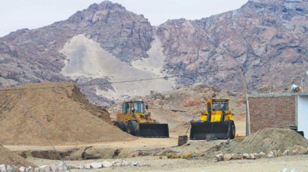 Minem concesiona 1.000 hectáreas junto a sitio arqueológico