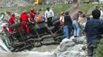 Tres fallecidos dejó vuelco de un camión en vía Jaén - Chiclayo - Noticias de accidente en jaén