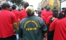 Universitarios marcharon contra ley bajo promesas y amenazas