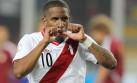 Farfán es baja en Perú: no jugará en Wembley por lesión