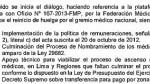 Huelga médica: exigen casi el doble del sueldo acordado el 2013 - Noticias de bono de escolaridad 2013