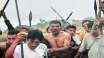 'Baguazo': la 'Curva del diablo' ardió hace casi 5 años - Noticias de felipe bazan soles