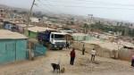 Chorrillos: así quedó vivienda aplastada por un camión - Noticias de miguel chuqui