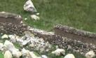 Tramo de Camino Inca sufrió daños por construcción de carretera