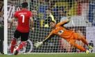Golero de Sevilla se adelantó tres metros para tapar penal