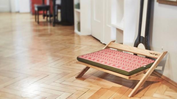 Para perros 39 urbanos 39 mira estos muebles de lujo para - Muebles para mascotas ...