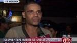 """Michel Maza sobre rumores de su muerte: """"Sigo vivo y cantando"""" - Noticias de michel maza"""