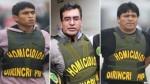 Criminalidad en Áncash: hay 16 detenidos hasta el momento - Noticias de victor pereda