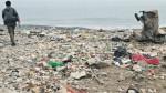 Al menos nueve playas están repletas de escombros y basura - Noticias de elmer alfaro