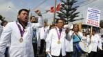Huelga médica: el 12,8% la acató hoy en Lima - Noticias de jose casimiro ulloa