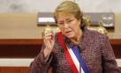 Michelle Bachelet rinde cuentas sobre su segunda gestión
