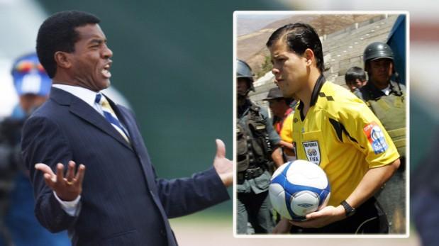 """Uribe: """"Error del árbitro fue vertebral, nos rompió la columna"""""""