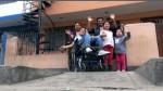 El duro camino hacia la educación de los jóvenes discapacitados - Noticias de wilfredo guzman