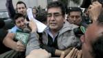 Jueces y fiscales que investigaron a Álvarez reciben homenaje - Noticias de richard asmat