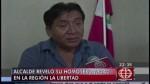 Alcalde aprista reveló ser gay durante una entrevista - Noticias de sexo entre menores