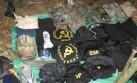 Tres presuntos terroristas fueron capturados en el Huallaga