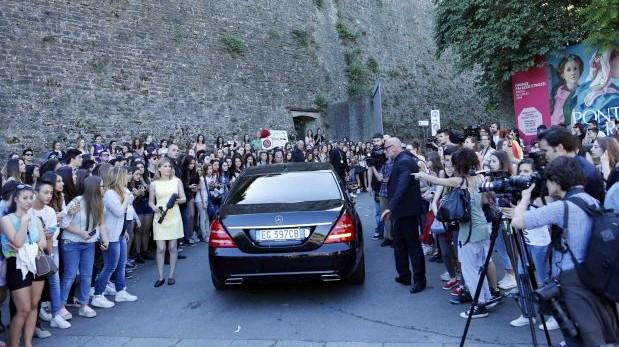 Boda de Kim Kardashian: se filtra la primera foto