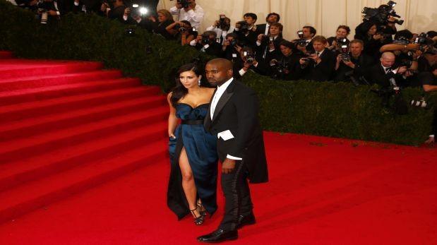 Kanye West y Kim Kardashian se casaron en Florencia