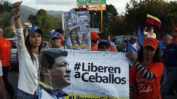 Venezuela: esposas de alcaldes presos arrasan en elecciones