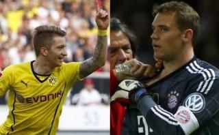 Reus y Neuer, los mejores de la temporada en la Bundesliga