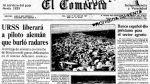Así ocurrió: Alemán aterriza en la Plaza Roja de Moscú en 1987 - Noticias de manuel prado ugarteche
