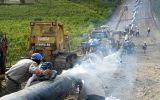 GSP espera pedido del gobierno para devolver el gasoducto