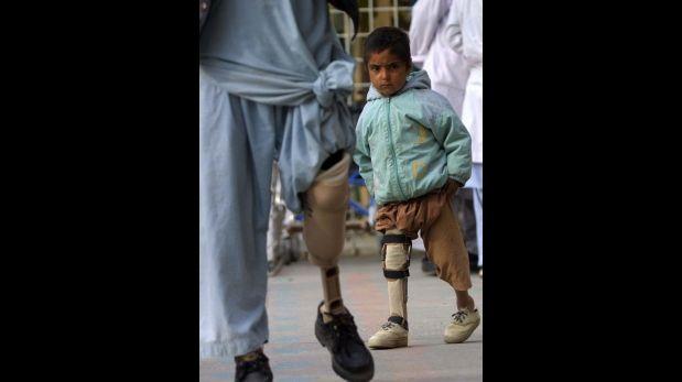 Pakistán exige vacuna de la polio para salir del país