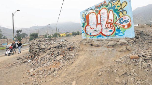 Alianzas estratégicas son claves para salvar 377 huacas de Lima