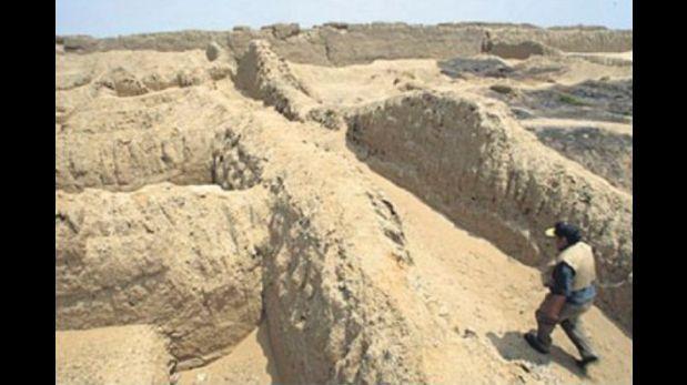 Declaran vulnerabilidad en 8 complejos arqueológicos del norte
