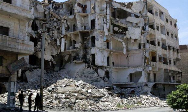 La guerra civil no ha alcanzado al centro de Damasco, pero ha dejado a gran parte de Aleppo -la ciudad más grande del país- en ruinas. (Foto: Reuters)