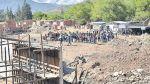 Paralizan obra cerca del Templo de las Manos Cruzadas - Noticias de kotosh