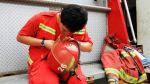 Temblor en Lima: bomberos atendieron cinco emergencias menores - Noticias de mario casareto