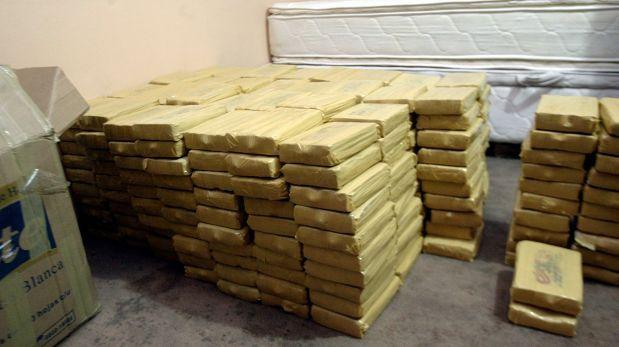 Cinco mafias se disputan envíos de droga desde el Jorge Chávez