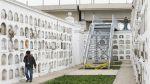 El Presbítero Maestro y la escalera que ha generado polémica - Noticias de consorcio tren electrico lima