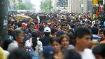 Ipsos: el 42% de peruanos confía en que mejorará su economía - Noticias de ipsos perú