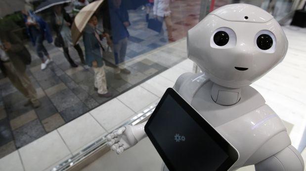 """Un robot """"emocional"""" saldrá a la venta en Japón"""