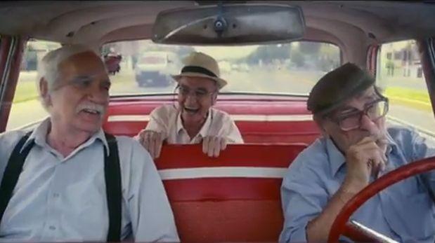 Viejos Amigos (2014) Online Película Completa Latino Español en HD