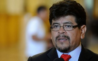 Gamarra: Aprobación de Humala no se compara con el 8% de Toledo