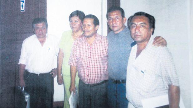 Ollanta Humala sí recibió apoyo de mineros informales