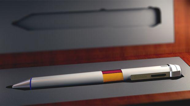 Adiós plumones: Este lapicero pinta en 16 millones de colores