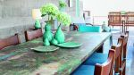 Estilo a la hora de comer: Mira estos prácticos centros de mesa - Noticias de aj lee