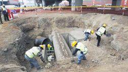 Emite bonos para financiar obras de saneamiento