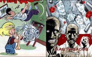 10 papás del mundo de los cómics