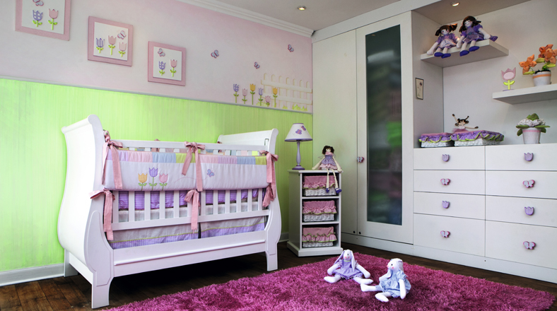El dormitorio del bebé: aprende a decorarlo con estos consejos ...