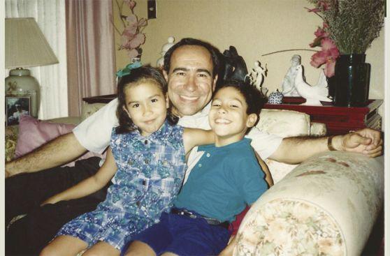#PapáViù: Nuestras lectoras compartieron fotos con sus papás