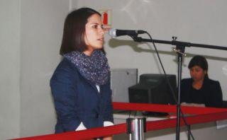 Caso Fefer: Eva Bracamonte se declaró inocente otra vez