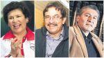 PPC, Apra y Somos Perú ya tienen candidatos para Lima - Noticias de zea valenzuela