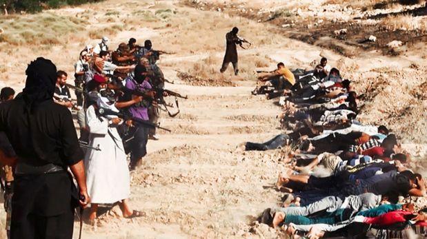 Resultado de imagen para EJECUCIONES DEL ISIS